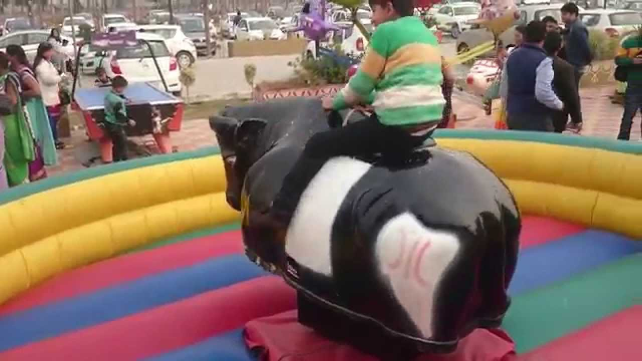 The Rodeo Mechanical Bull Ride