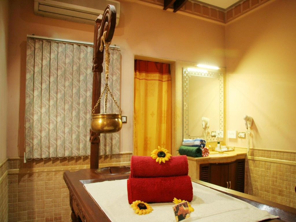 Spa at Chokhi Dhani