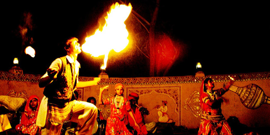 Fire Acts of Rajasthan