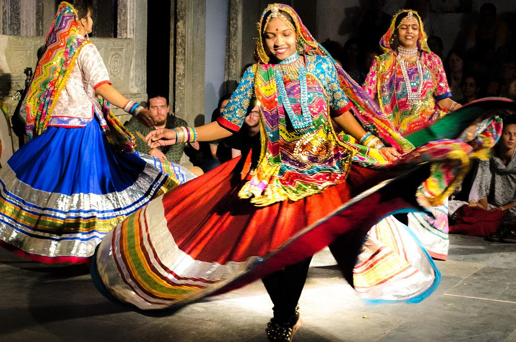 Ghoomer Dance in Jaipur