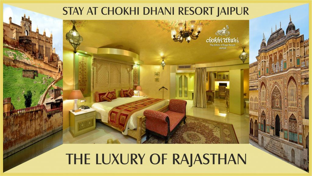 Resort Jaipur Discover The Luxury Heritage Places Of