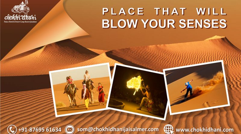 Jaisalmer Adventure Destinations