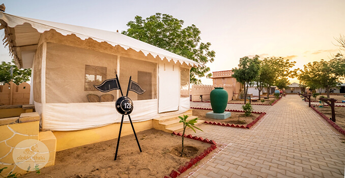 Chokhi Dhani : Luxury Heritage Hotels in Jaipur For Comfortable Stay